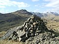Cairn on Blake Rigg - geograph.org.uk - 728635.jpg
