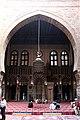 Cairo, moschea di al-ghouri, interno 03.JPG