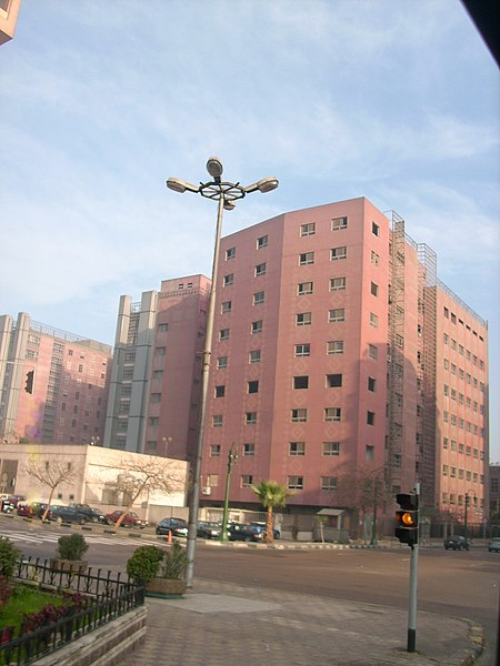 File:Cairo Univ - New Kasr al-Aini Hospital.jpg