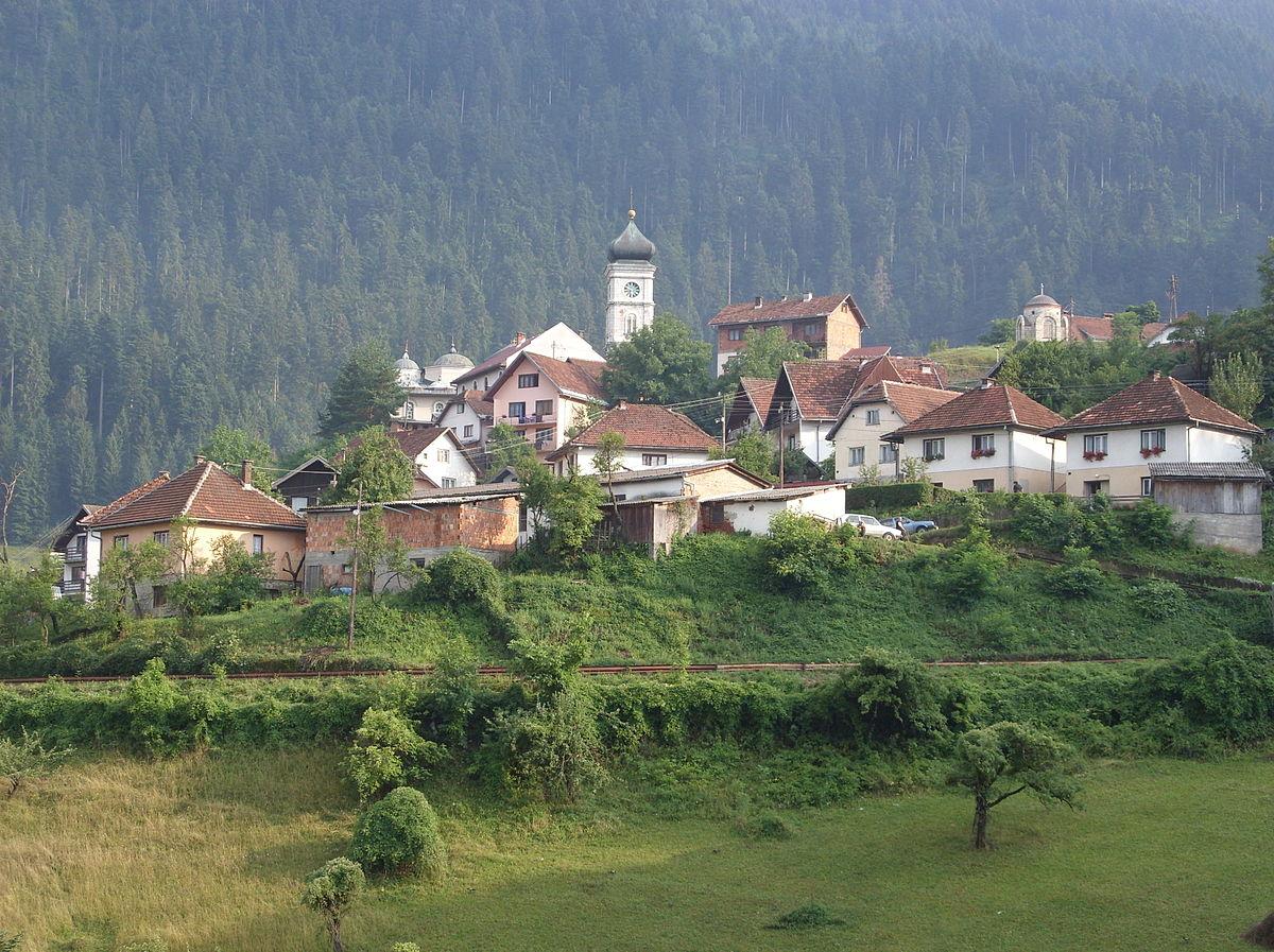Karovići (Čajniče)