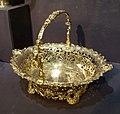 Cake basket, Paul de Lamerie, England, 1739, silver - Dallas Museum of Art - DSC05170.jpg