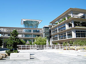 CalPERS - CalPERS headquarters at Lincoln Plaza in Sacramento