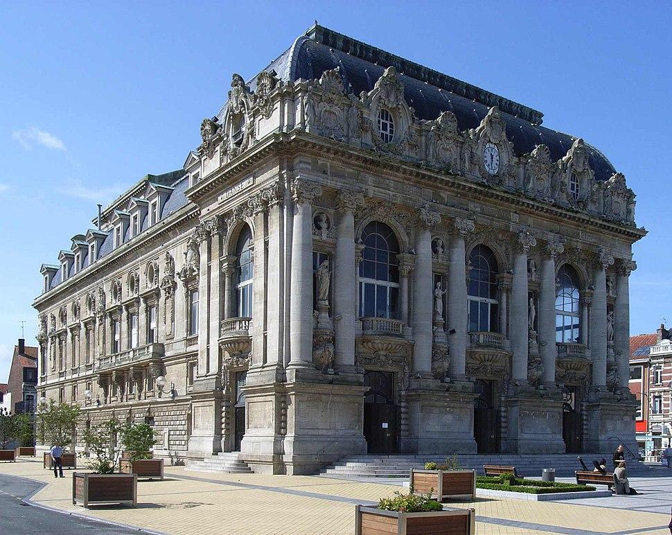 Calais theatre