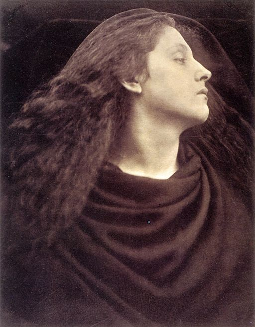 Call, I Follow, I Follow, Let Me Die, by Julia Margaret Cameron