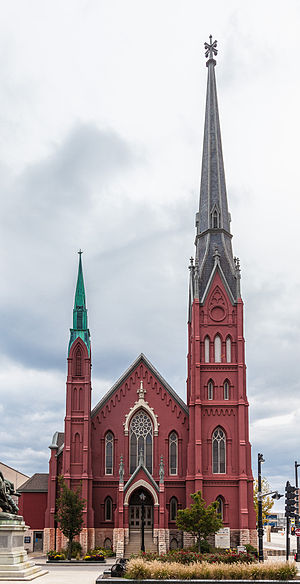 Calvary Presbyterian Church (Milwaukee) - The church in 2012