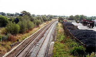 Calveley railway station