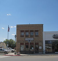 Camas County Courthouse, Fairfield, Idaho, USA.jpg