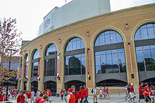 Camp Randall New South Expansion