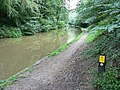Canal towpath by High Bridge - geograph.org.uk - 240302.jpg