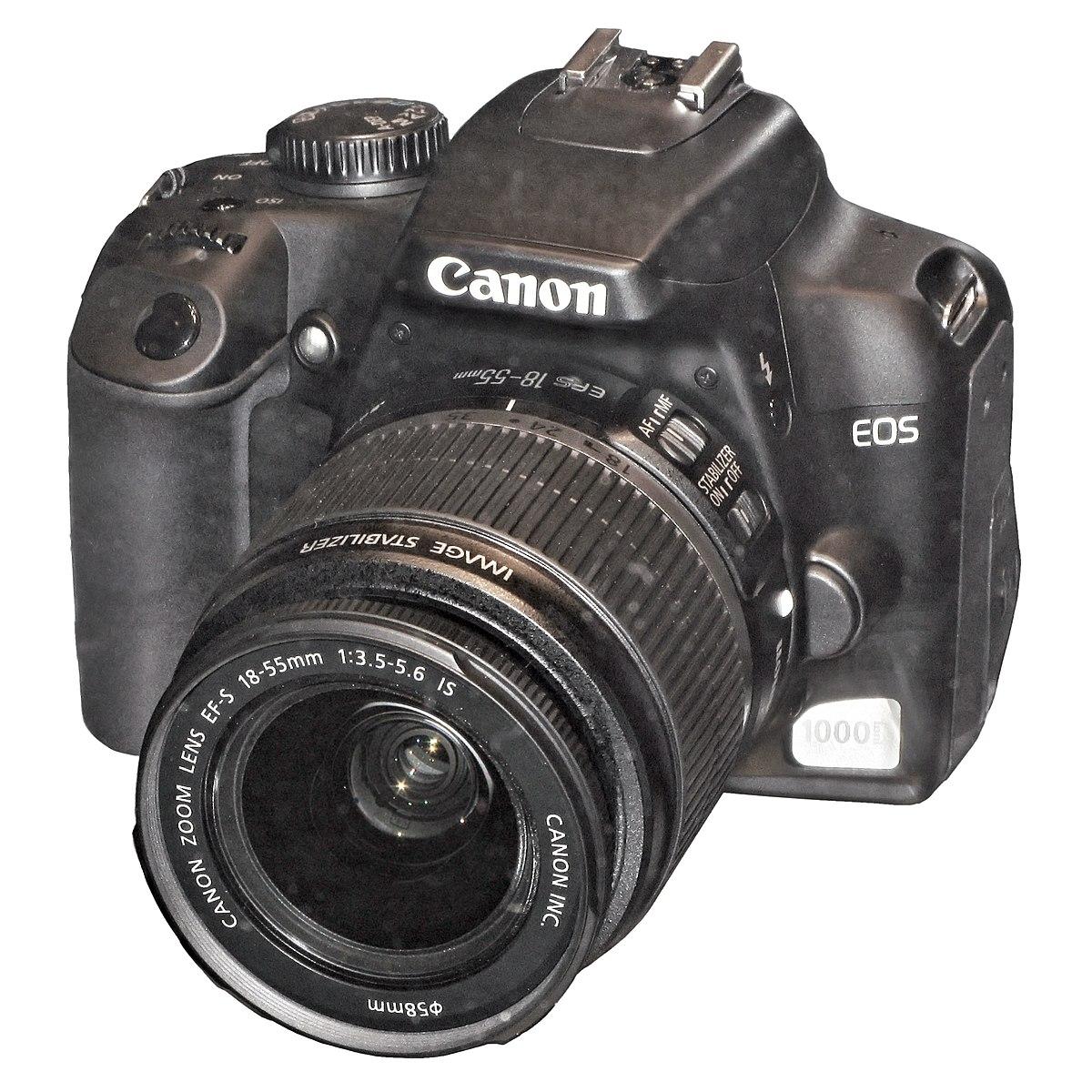 manual canon 1000d pdf