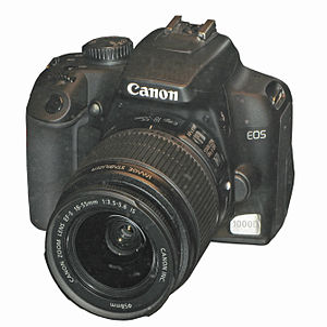 Canon EOS 1000D - Image: Canon EOS 1000D IMG 2001b