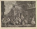 Canvassing for Votes, Plate II- Four Prints of an Election MET DP827058.jpg