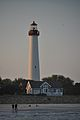 CapeMay LightHouse Aug 2012 from a Boat.JPG