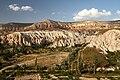 Cappadocia Valleys Mount Aktepe.JPG