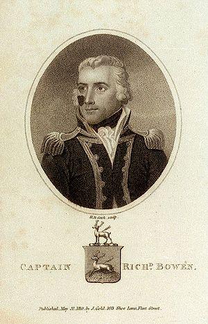 Richard Bowen - Image: Captain Richard Bowen