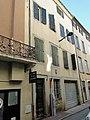 Carcassonne (Aude), maison 5 rue Pinel.JPG
