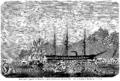 Carl Dahl - Fregatten Jylland ved Færøerne - 1862.png