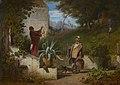 Carl Spitzweg - Die Jugendfreunde - G 14469 - Lenbachhaus.jpg