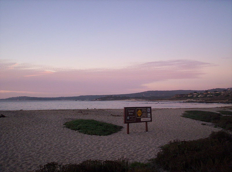 File:Carmel River State Beach  byDanielJMcKeown 2006 100 4334.JPG