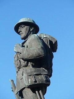 Carnforth War Memorial