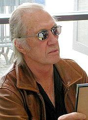 David Carradine w kwietniu 2005 roku