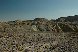 Carrizo Badlands