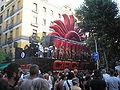 Carrosa de Matinee al Pride Barcelona 2010.JPG