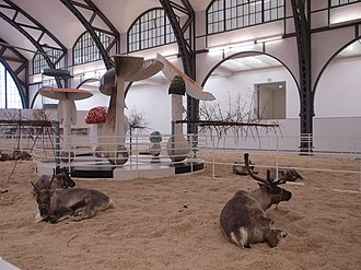 Carsten Höller - Soma at Hamburger Bahnhof, Berlin 2010. Photo credit: Tomislav Medak