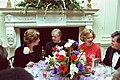 Carters with Margaret Thatcher state dinner.jpg