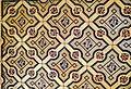 Carvings on the ceiling - Omar Hayat Mahal.jpg