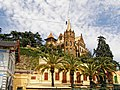 Casa Arnus near Tibidabo, Barcelona - panoramio.jpg