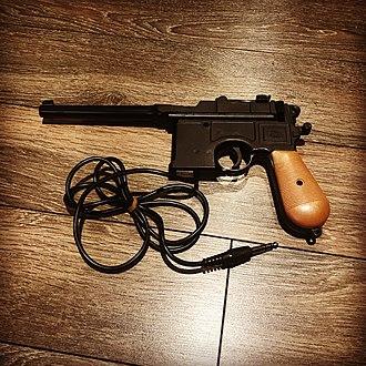 Cassette Vision - Image: Cassette Vision Light Gun