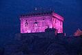 Castello di Verrès in rosa 02.jpg