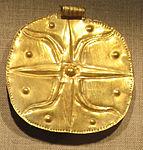 Castello di bodrum, museo, dischi dorati, arte canaanita, 07.jpg