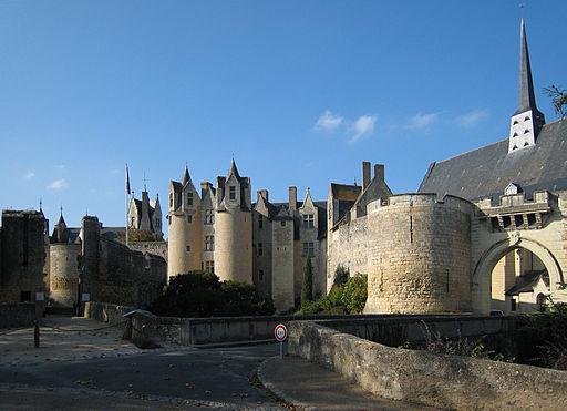 Castle Montreuil Bellay 2007 01