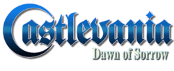 Castlevania Dawn of Sorrow logo.png