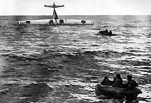 Catalina affair - The Catalina shot down by Soviet forces while searching for the missing Hugin.