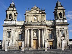天主教危地马拉的圣雅各伯总教区