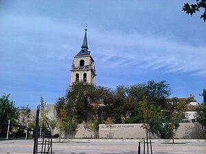 Alcalá de Henares Cathedral - Image: Catedral Magistral y Jardín de las palabras, Alcalá de Henares 2013