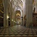 Catedral de Segovia. Nave del Evangelio.jpg