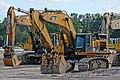 Caterpillar 374D Hydraulic Excavator Davie Florida JTPI 5209 (44748198640).jpg