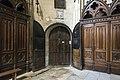 Cathédrale Saint-Étienne de Toulouse - Porte de la Sacristie PM31001530.jpg