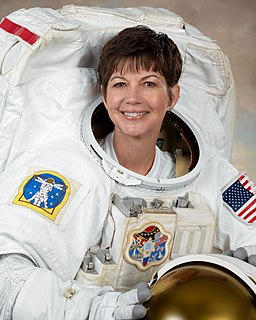Catherine Coleman American chemist and former United States Air Force officer and NASA astronaut