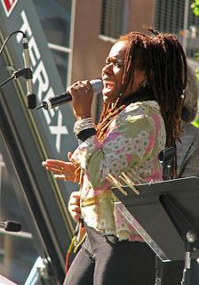 Catherine Russell (singer) American jazz singer