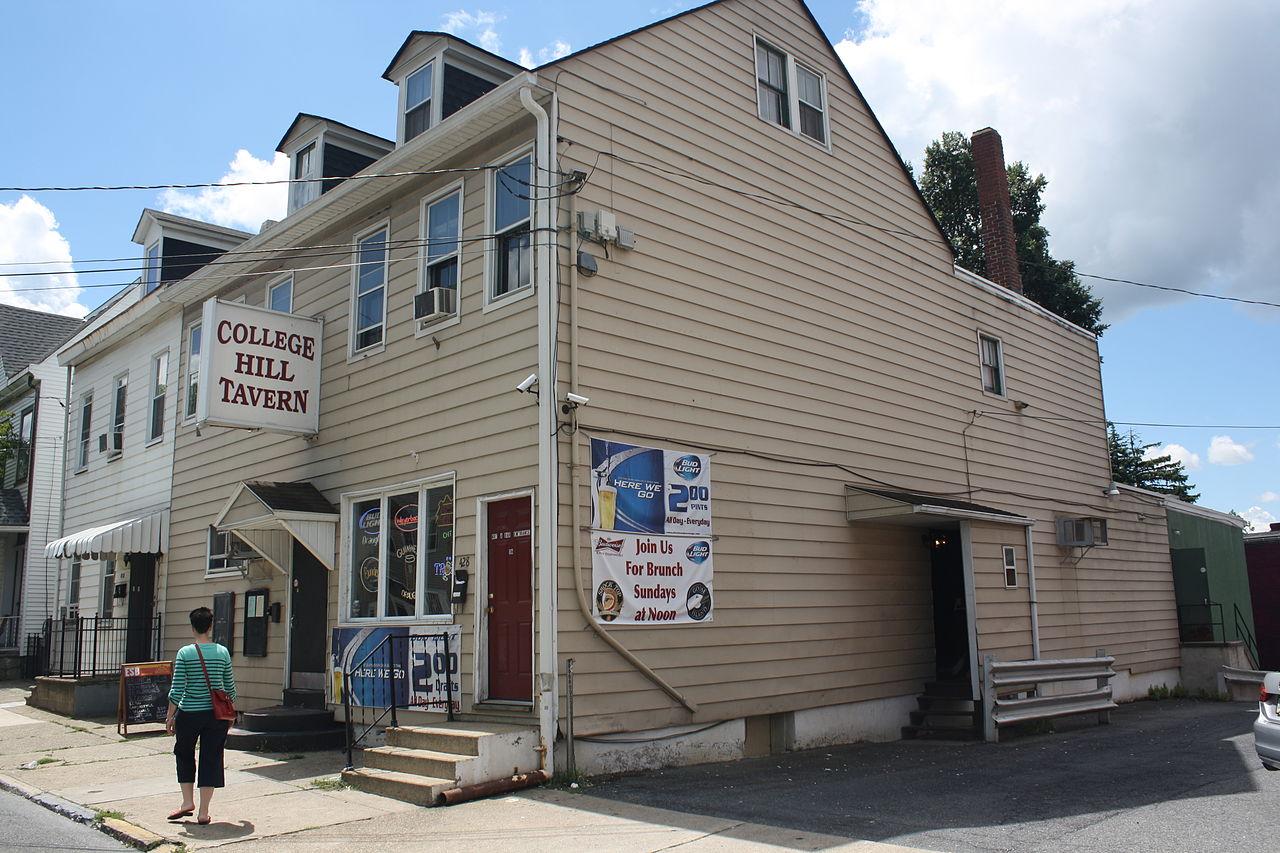 College Hill Easton Pa Restaurants