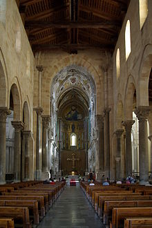 Catedral De Cefal 250 Wikipedia La Enciclopedia Libre