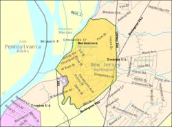 Lynch Burlington Wi >> Bordentown, New Jersey - Wikipedia