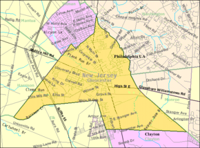 Census Bureau map of Glassboro, New Jersey.png