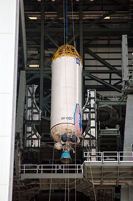 Centaur upper stage of Atlas V rocket.jpg