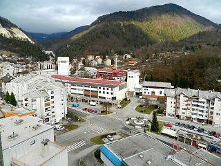 Hrastnik Place in Styria, Slovenia